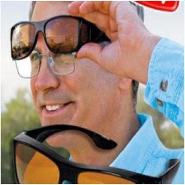 Ochelari cu protectie UV, maresc vizibilitatea noaptea si pe timp de ceata