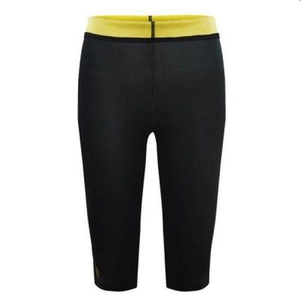 Pantaloni din neopren cu efect de sauna