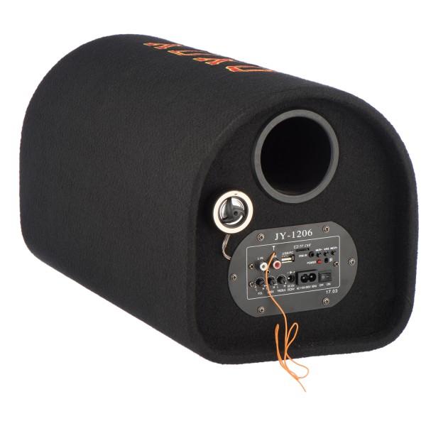 Subwoofer Soundvox JY-1206 de 8 ?, Max. 1000W PMPO, Bluetooth, U