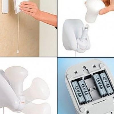 Bec fara fir Handy Bulb - set de 8 bucati