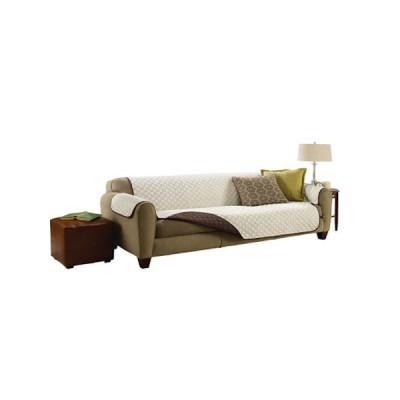 Husa pentru canapea 2 locuri, cu fata dubla, rezistenta la uzura