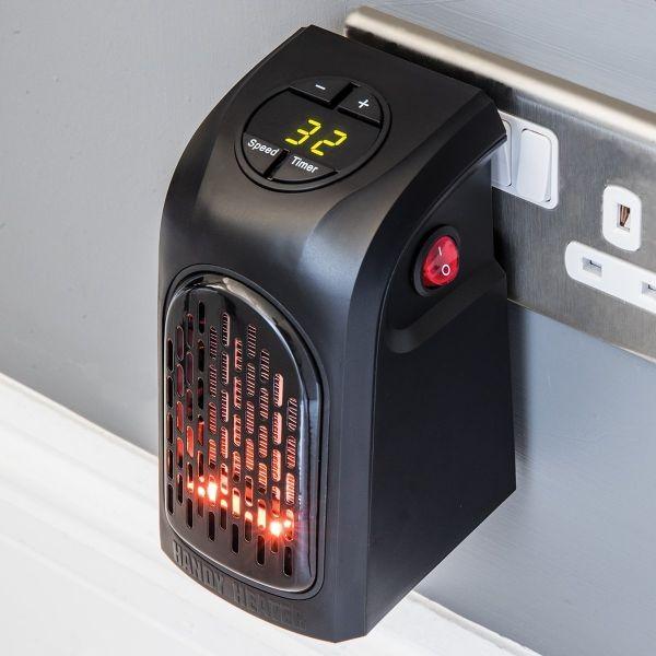 Aeroterma portabila Handy Heater, putere 350 W