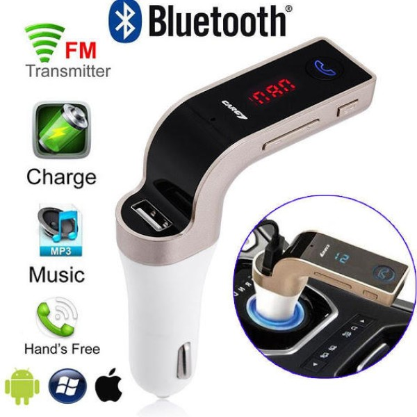 kit masina bluetooth