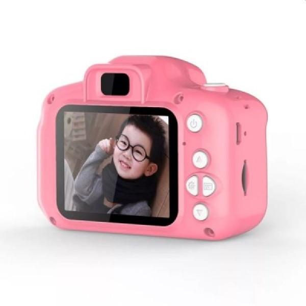 Camera foto-video digitala pentru copii, camera 3 MP, ecran 2 in