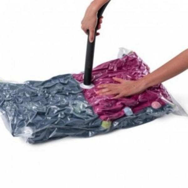 Set 3 saci de vidat pentru depozitare