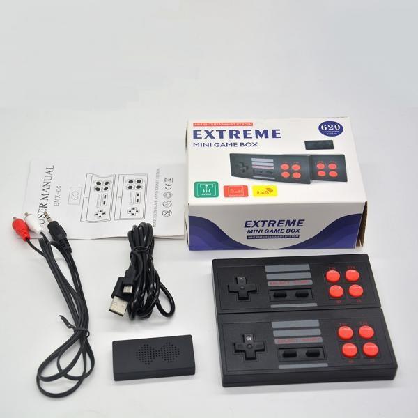 Mini consola de jocuri cu 620 jocuri incluse