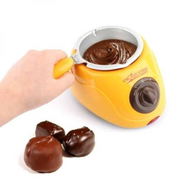 Aparat electric pentru ciocolata