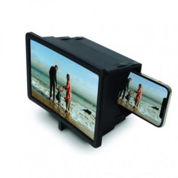 Lupa pentru ecranul telefonului 3D