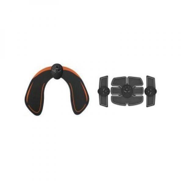 Aparat de fitness + Centura pentru tonifiere abdomen, brate si fesieri