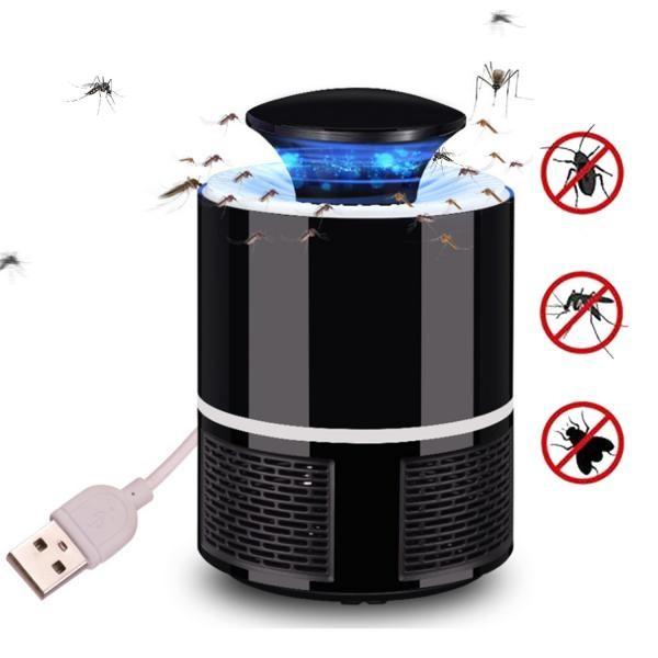 Lampa electrica antitantari cu USB si LED UV