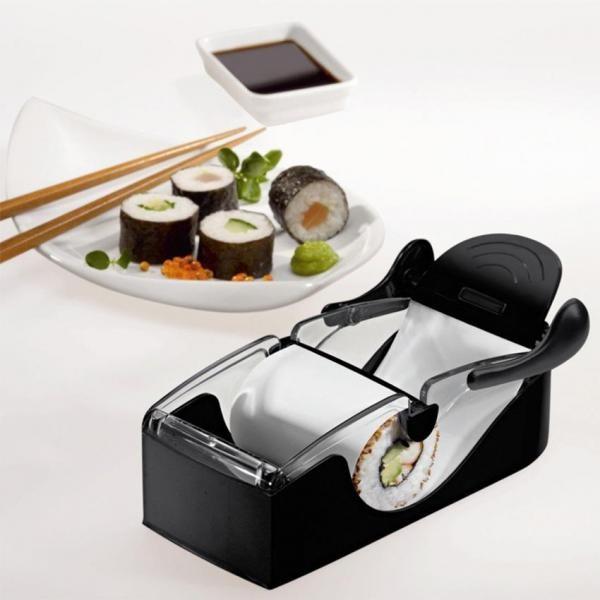 Dispozitiv manual de preparat sushi
