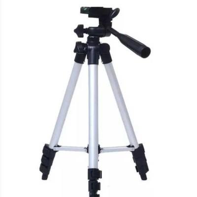 Trepied Telescopic Universal 35-102 cm, Model 3110-A, cu Husa, Negru-Argintiu