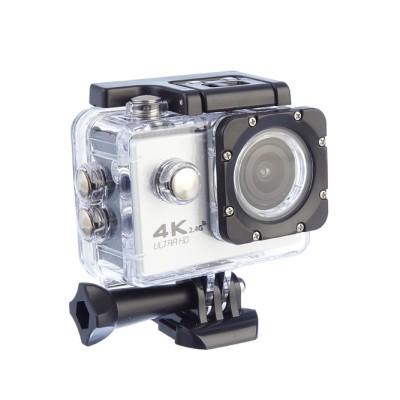 Camera video sport 4K ultraHD, wi-fi, waterproof, 16 MP, accesorii incluse