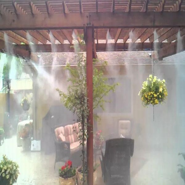 Sistem de racire cu apa pentru terase, gradina, balcon