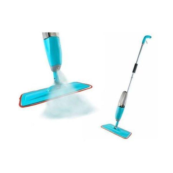Mop microfibra cu pulverizare apa, rezervor 600 ml