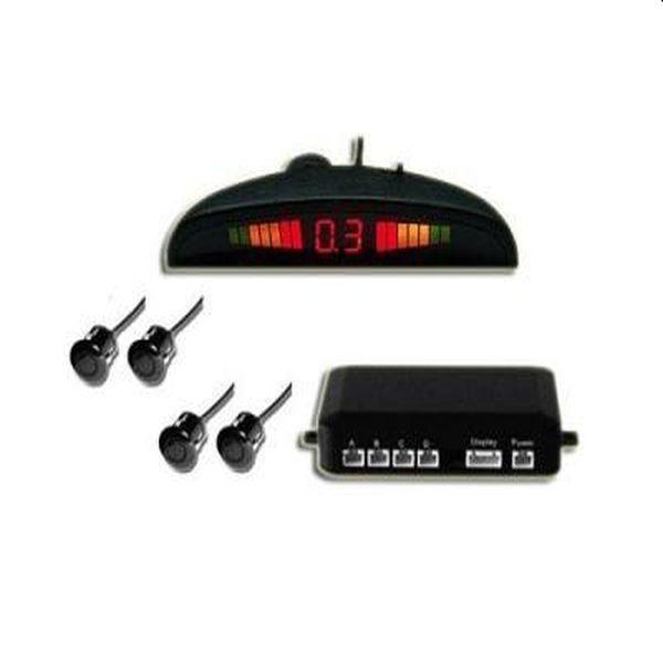 Senzori de parcare spate, cu ecran LCD, LED, display electronic