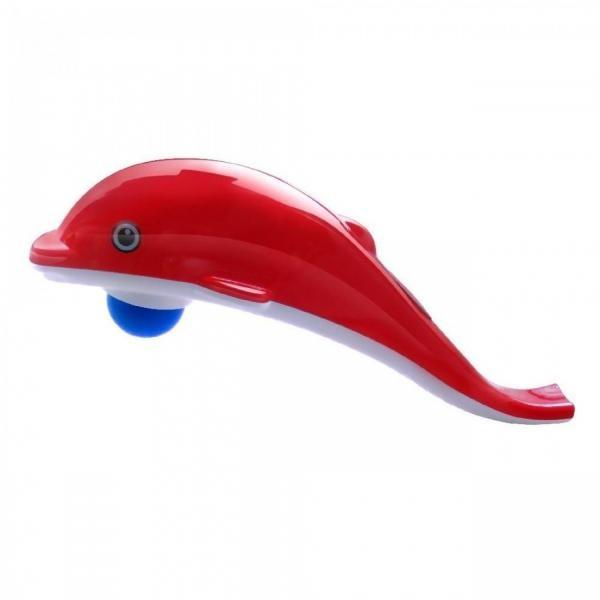 Aparat pentru masaj in forma de delfin