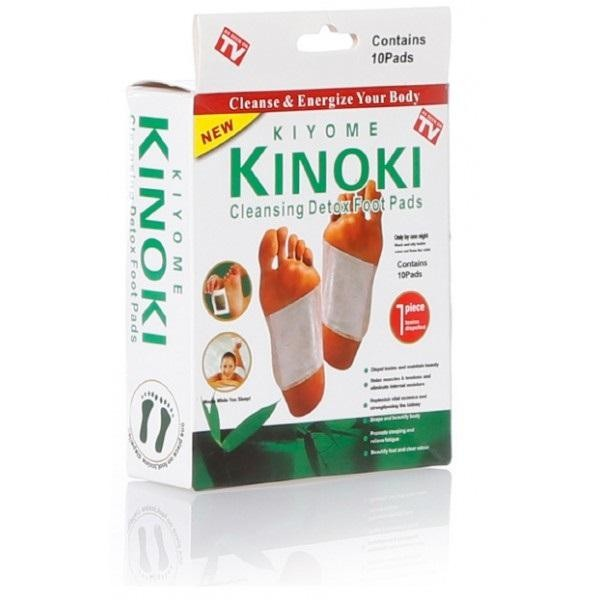 Set 100 de plasturi Kinoki