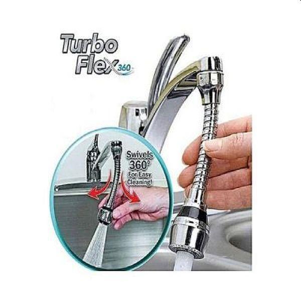 Furtun flexibil pentru robinetul de la baie sau bucatarie