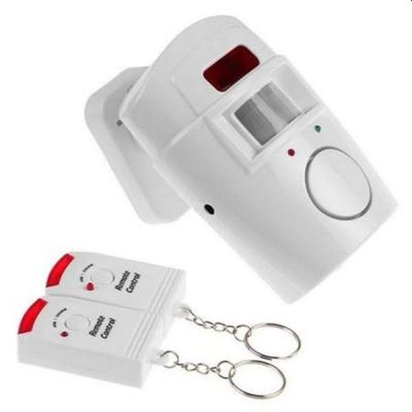 Alarma fara fir cu senzor de miscare, wireless, usor de instalat
