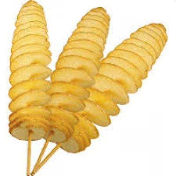Aparat de spiralat , feliat si curatat fructe si legume