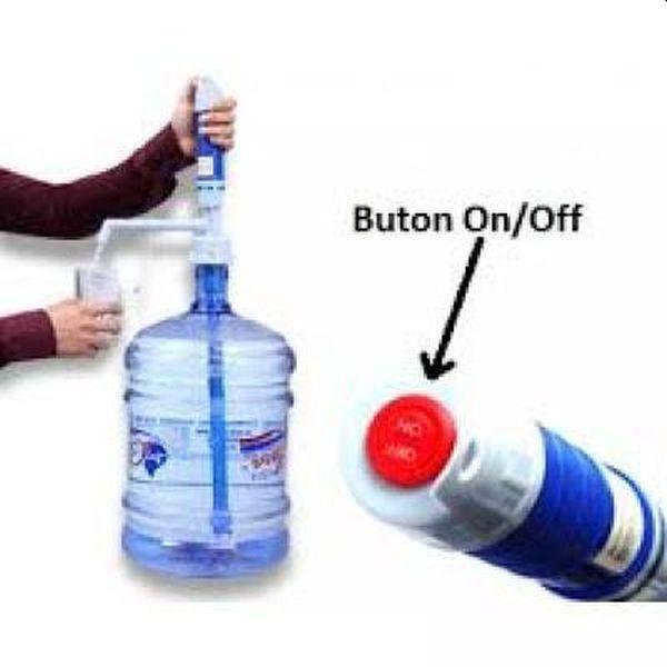 Dozator automat de apa pentru bidoane mari, de 17-20 de litri