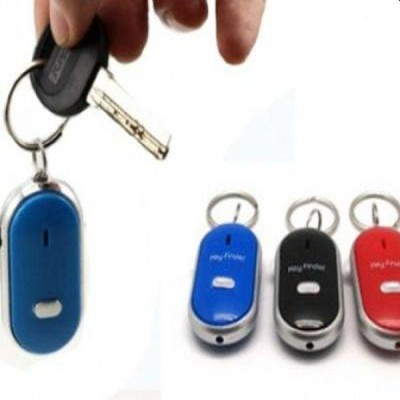 Breloc anti-pierdere chei, Whistle Key Finder, cu fluier