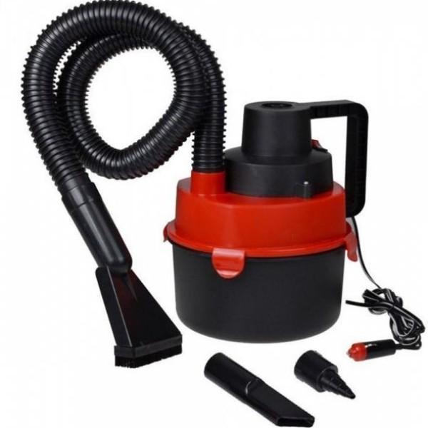 Aspirator auto profesional, aspira umed sau uscat, cu rezervor de apa